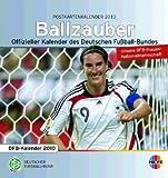 DFB Frauen Postkartenkalender 2010 -