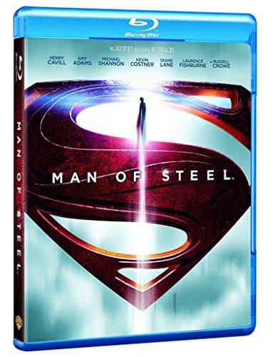 Man of Steel - Warner Ultimate (Blu-ray+ Copie digitale UltraViolet)