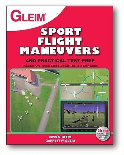 Flight Maneuvers Sport Pilot Flight Maneuvers