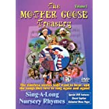 Mother Goose Treasury - Vol. 1 ~ Cheryl Rhoads