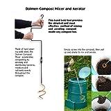 Dolmen Compost Mixer and Aerator