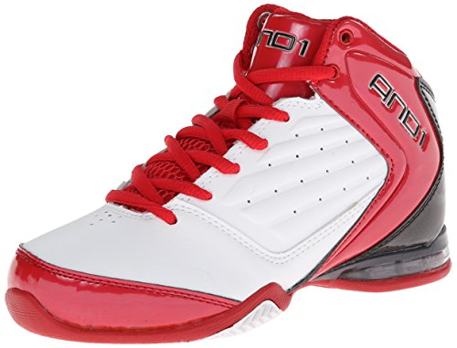 AND 1 MASTER 2 Mid Basketball Shoe (Little Kid/Big Kid)