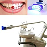 SoHome Chair Teeth Whitening Cold LED Light Lamp Bleaching Accelerator YS-TW-D (Color: Blue)