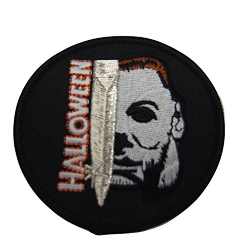 halloween-series-michael-myers-behind-knfie-embroidered-patch-decorative-applique
