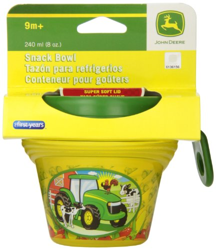 The First Years Snack Container, John Deere front-1059868