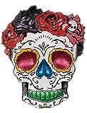 Decoración Sra. Esqueleto 59x48 cm Día de los Muertos - Única