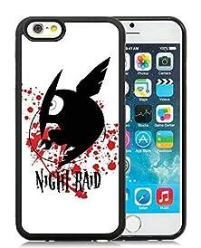 buy Akame Ga Kill Night Raid Black Iphone 6 4.7 Inch Tpu Cellphone Case Unique And Fashion Cover