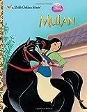 Mulan (Disney Princess) (Little Golden Book)