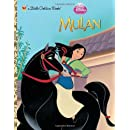 Mulan (Disney Princess) (Little Golden Book)