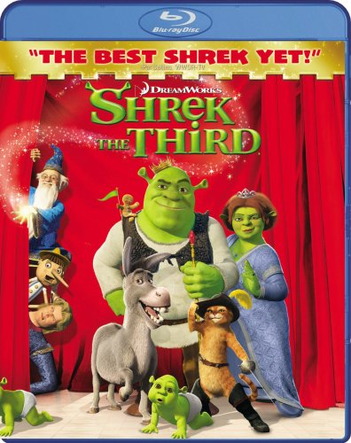 Шрек Третий / Shrek the Third (2007/BDRip)