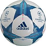 adidas(アディダス)フィナーレ ミニ サッカーボール ミニボール ホワイト×ブルー AFM1400WB ホワイト×ブルー