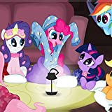 Printhook My Little Pony With Friends Coon Character- A3 Size Poster Art - B011RO9UZ8