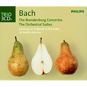 J.S. Bach: Suite No.4 in D, BWV 1069 - 2. Bourr�e I-II