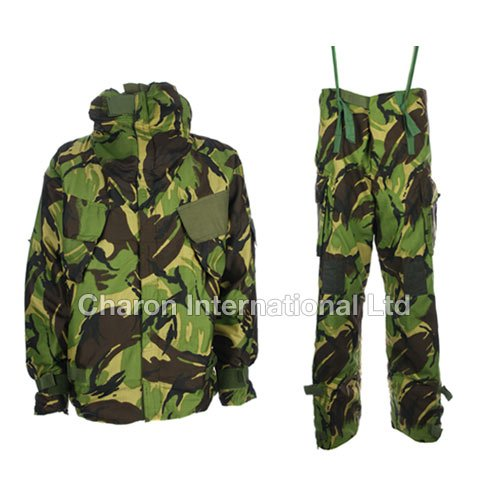 NBC Army Jacket & Trousers for Fishing Shooting