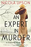 img - for An Expert in Murder (Josephine Tey Mysteries) book / textbook / text book