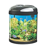 Interpet Fish Pod Moon Glass Aquarium - Fish Pod Moon 19 Litreby Interpet