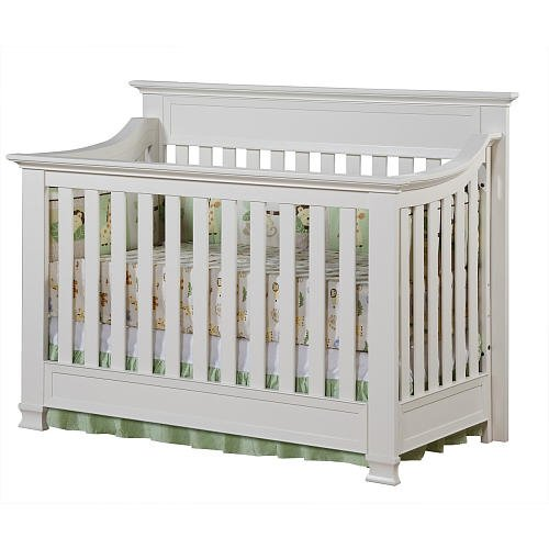 Baby Cache Covington Lifetime Crib White front-1018666