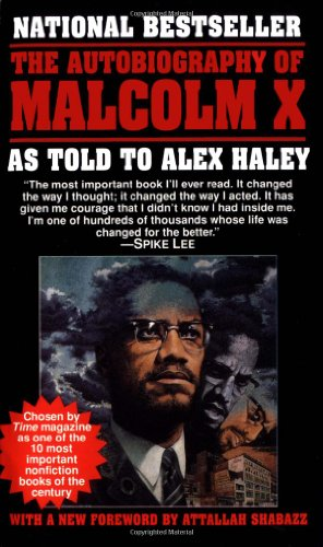 Literary interpretation malcolm x autobiography haley