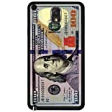 100 Dollar Bill Money Hard Snap on Phone Case (Note 3 III)