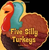 img - for Five Silly Turkeys book / textbook / text book