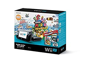 Wii U Console Super Mario 3D World Deluxe Set from Nintendo