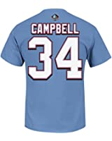 Houston Oilers Earl Campbell Blue Eligible Receiver II T-Shirt