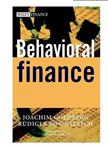 Behavioral Finance (Wiley Finance)