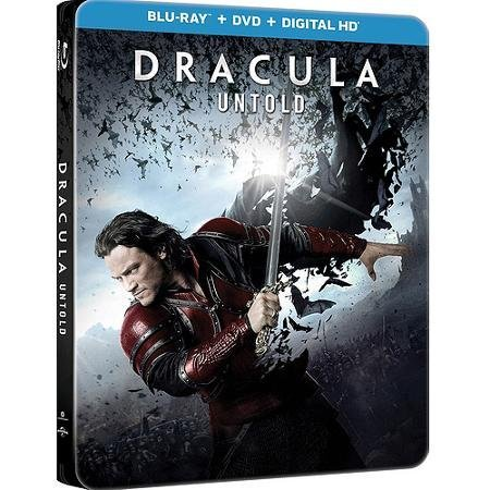 Buy Dracula Untold (Steelbook) (Blu-ray + DVD + Digital HD)