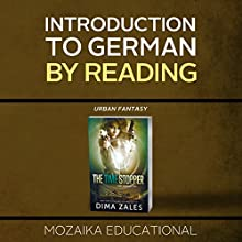 Introduction to German by Reading Urban Fantasy Audiobook by Dima Zales Narrated by Lidia Buonfino, Laura Jennings