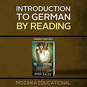 Introduction to German by Reading Urban Fantasy Hörbuch von Dima Zales Gesprochen von: Lidia Buonfino, Laura Jennings