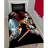 Star Wars: Episode VII Kylo Ren Awaken Bettwäsche-Set für Einzelbett mit Kopfkissenbezug