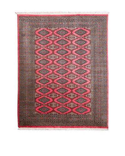 Navaei & Co. Teppich Kashmir rot/mehrfarbig 268 x 188 cm