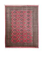 Navaei & Co. Alfombra Kashmir Rojo/Multicolor 268 x 188 cm