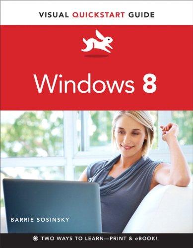 Windows 8: Visual QuickStart Guide (Windows 8 Visual compare prices)