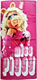 The Muppets 'Miss Piggy' Bath / Beach Towel - Great Gift Idea