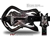 Infinity Decal Style Skin Fits Warriors Of Rock Guitar Hero Guitar (Guitar Not Included)