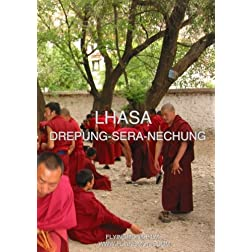 Lhasa: Drepung-Sera-Nechung