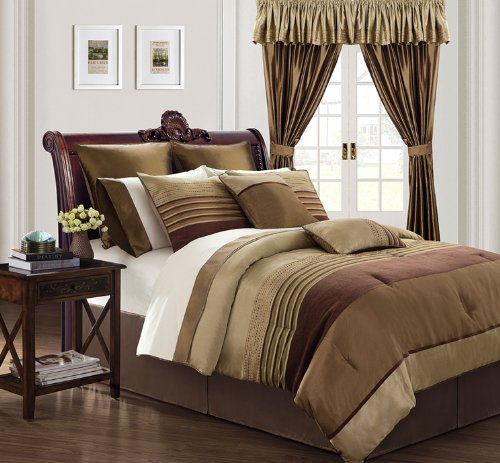 Buy Cheap Everrouge Sonata 24 Piece Room In A Bag