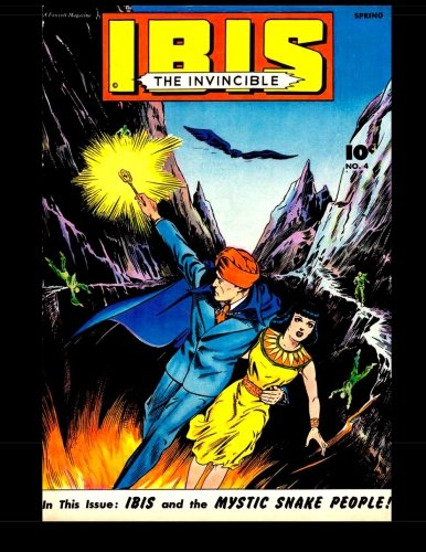 Ibis The Invincible #4: Man of Miracles and Master of Magic! (Master Comics Therrian compare prices)