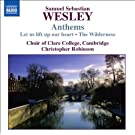 Wesley - Anthems