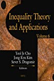 img - for Inequality Theory and Applications book / textbook / text book