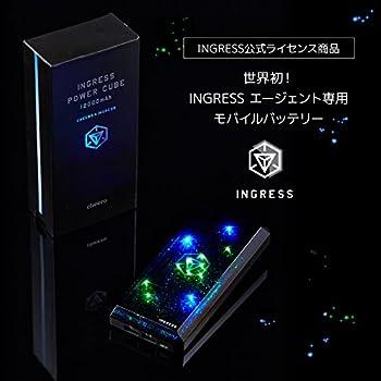 {イングレス公式} cheero Ingress Power Cube