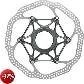 Avid, Disco freno HSX Centerlock, Nero (Schwarz), 160 mm