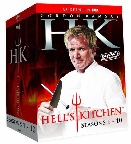 Hell'S Kitchen Season 1-10 (Hells Kitchen compare prices)