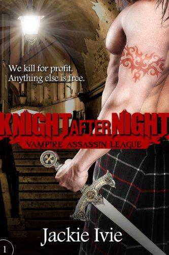Knight After Night (Vampire Assassin League)