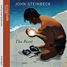 The Pearl Audiobook by John Steinbeck Narrated by Pepe Balderrama