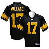 Reebok Pittsburgh Steelers Mike Wallace Premier Alternate Jersey