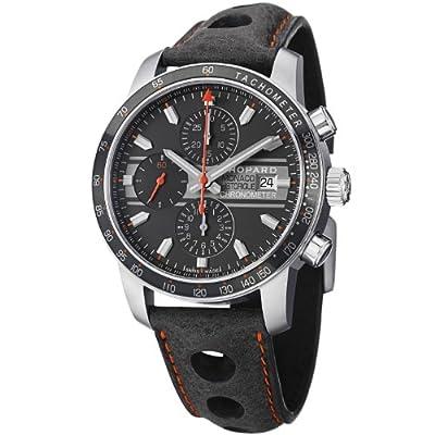 Chopard Grand Prix de Monaco Chronograph Automatic Titanium Mens Watch 168992-3032