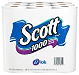 Scott 1000 Tissue, 27 Count