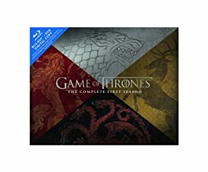 Game of Thrones: The Complete First Season (Blu-ray/DVD Combo + Digital Copy) (Collector's Edition) by HBO Studios